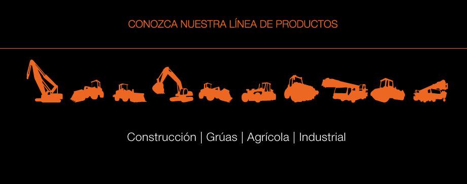 Conozca nuestra línea de productos