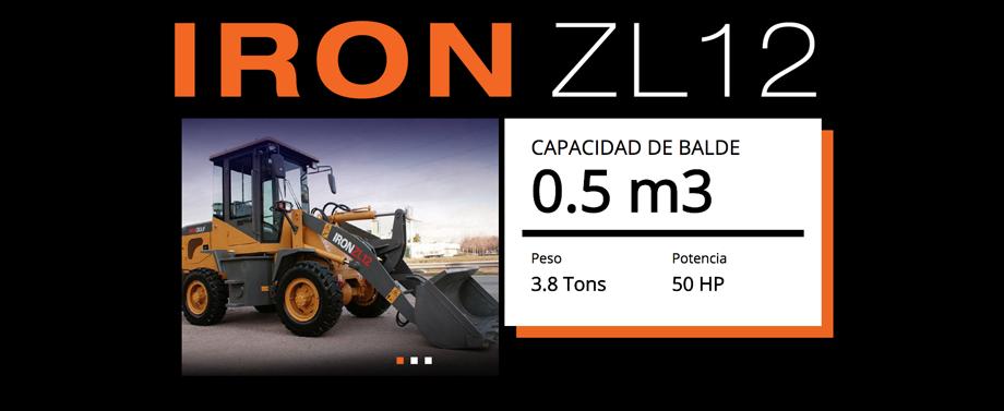 IRON ZL12
