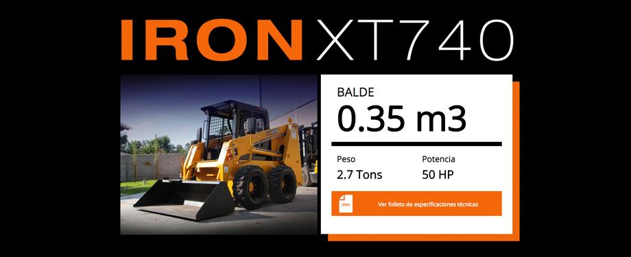 IRON XT740