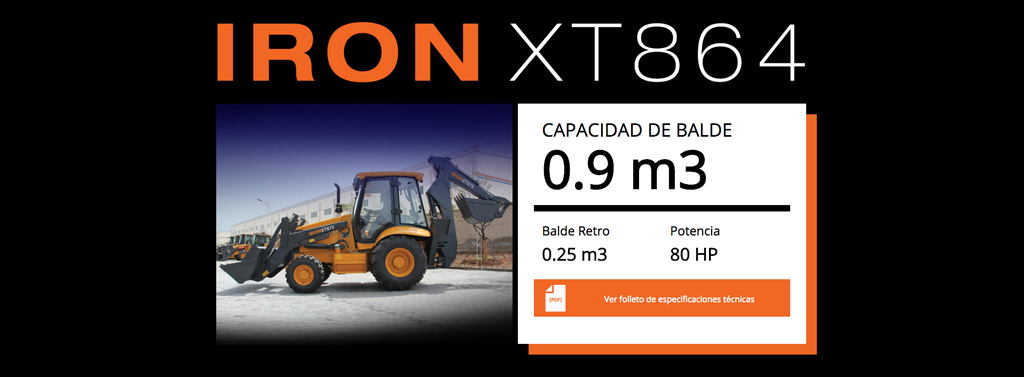 Retro XT864