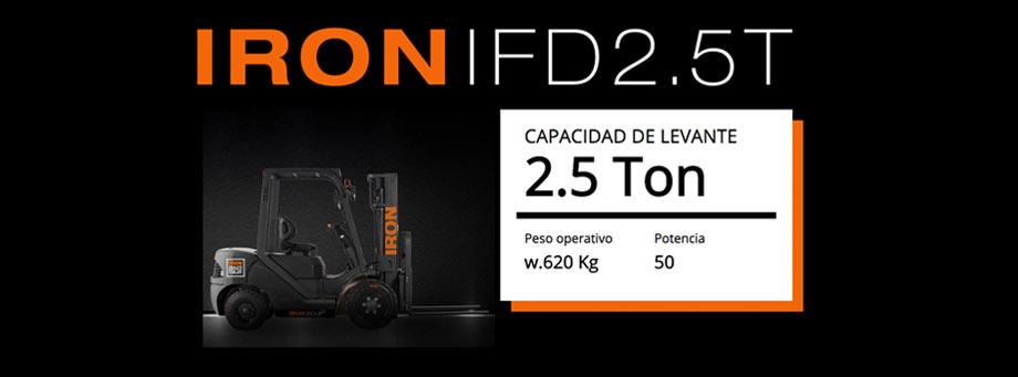 IFD 2.5 T