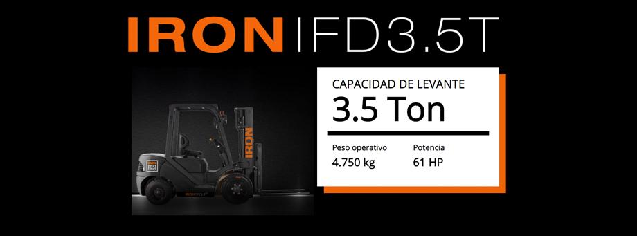 IFD 3.5 T