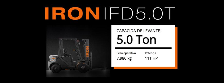 IFD 5.0 T