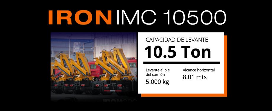 IRON IMC10500