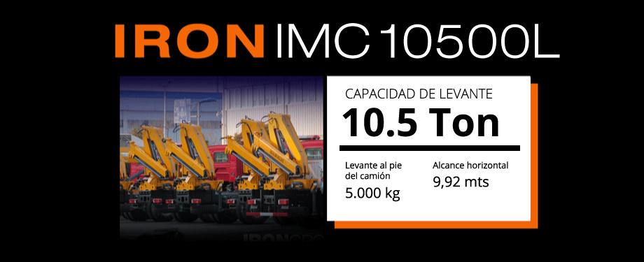 IRON IMC 10500l
